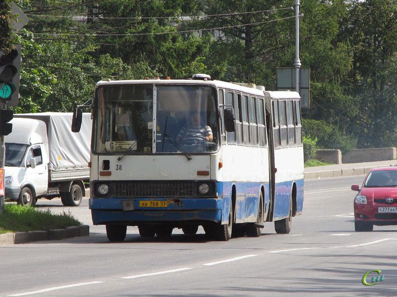 Великий Новгород. Ikarus 280 ав768