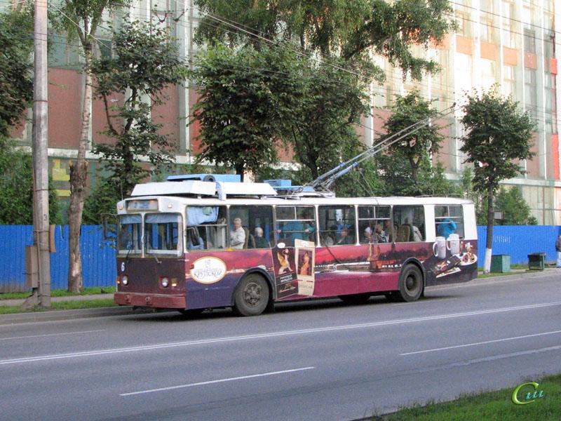 Великий Новгород. ЗиУ-682 КР Иваново №6