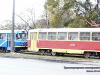 Одесса. Tatra T3 (двухдверная) №2990, Tatra T3SU мод. Одесса №4017