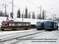 Одесса. Tatra T3SU №3297, Tatra T3SU мод. Одесса №4056, Tatra T3SU мод. Одесса №4085