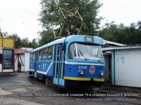 Одесса. Tatra T3SU мод. Одесса №3336