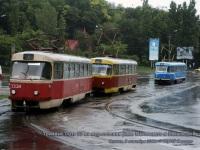 Одесса. Tatra T3 №3338, Tatra T3SU №3273
