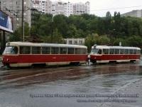 Одесса. Tatra T3 №3338, Tatra T3SU №3315