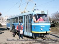 Одесса. Tatra T3 №4034