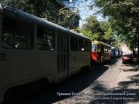 Одесса. Tatra T3SU №4066
