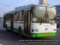 Ростов-на-Дону. ЛиАЗ-5256 ма803
