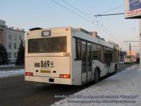 Ростов-на-Дону. МАЗ-103 мв869