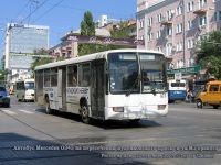 Mercedes O345 р736ан