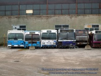 Scania CN112CL н485кс, Scania CR112 т184ех, Scania CR112 т183ех, Ajokki City (Scania K112CL) т363ех
