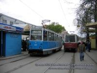 Ростов-на-Дону. 71-605 (КТМ-5) №022, 71-605 (КТМ-5) №026