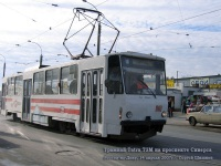 Ростов-на-Дону. Tatra T6B5 (Tatra T3M) №818