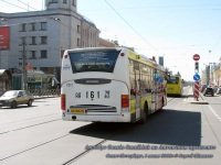 Санкт-Петербург. Scania OmniLink аа161