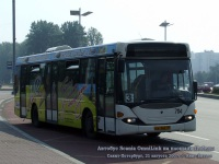 Санкт-Петербург. Scania OmniLink аа163