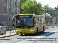 Санкт-Петербург. Golden Dragon XML6112 ан262