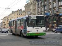 Санкт-Петербург. ЛиАЗ-5256 ао532