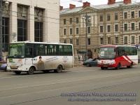 Санкт-Петербург. Otoyol ар550, Yutong ZK6737D ар910