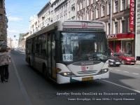 Санкт-Петербург. Scania OmniLink ар933