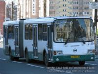 Санкт-Петербург. ЛиАЗ-6212 ах945