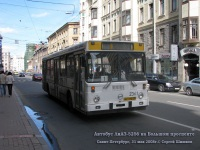Санкт-Петербург. ЛиАЗ-5256 ау110