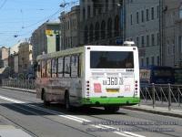 Санкт-Петербург. ЛиАЗ-5256 ау360
