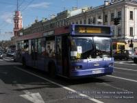 Санкт-Петербург. МАЗ-103 в208тх