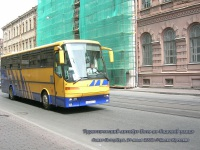 Санкт-Петербург. Туристический автобус Bova (у019мо-78rus) на Садовой улице