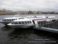 Санкт-Петербург. Метеоры на стоянке