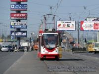 Санкт-Петербург. 71-134А (ЛМ-99АВН) №0527