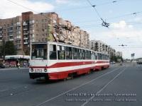 Санкт-Петербург. 71-605 (КТМ-5) №0753, 71-605 (КТМ-5) №0846