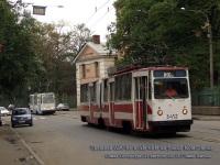 Санкт-Петербург. ЛВС-86К №3412, ЛМ-68М №7589