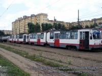 Санкт-Петербург. ЛВС-86К №5057, ЛВС-86К №5075