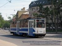 Санкт-Петербург. ЛМ-68М №7591