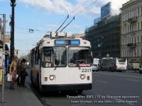 Санкт-Петербург. ВМЗ-170 №2209