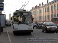 Санкт-Петербург. ВМЗ-5298 №3807