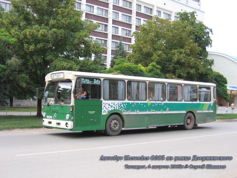 Таганрог. Mercedes O305 о778мс