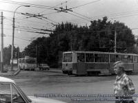 Таганрог. ЗиУ-682Б №3, 71-605 (КТМ-5) №229