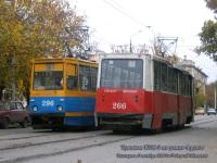 Таганрог. 71-605 (КТМ-5) №266, 71-605 (КТМ-5) №296