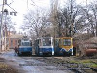Таганрог. 71-605 (КТМ-5) №299, 71-605 (КТМ-5) №314, 71-605 (КТМ-5) №342