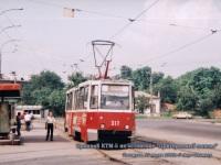 Таганрог. 71-605 (КТМ-5) №317