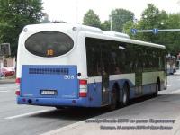 Тампере. Scania K270 ASG-535