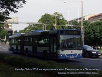 Тампере. Volvo B7LA JFA-876