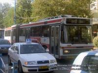 Тель-Авив. Mercedes O405G 83-736-01