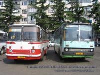 Туапсе. Ikarus 260 ка429, ЛАЗ-695Н ко866
