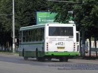 Тула. ЛиАЗ-5256 ат412
