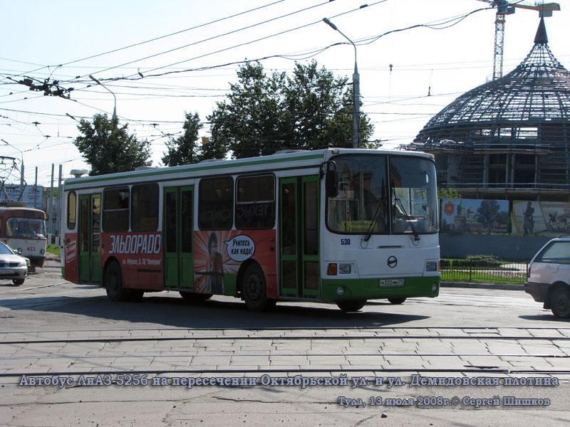 Тула. ЛиАЗ-5256 м322мм
