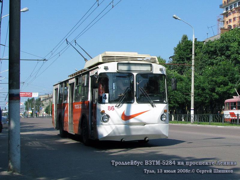 Тула. ВЗТМ-5284.02 №86