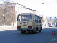 Тверь. ПАЗ-32053 ак200