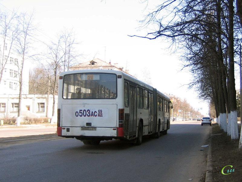 Тверь. Mercedes-Benz O345G о503ас