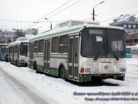 Тверь. Новые троллейбусы ЛиАЗ-5280 в депо
