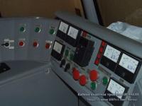 Тверь. Кабина водителя трамвая ЛМ-99АЭН Пчелка